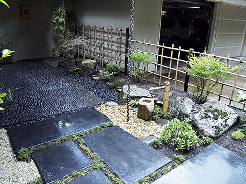 Japanese Garden Gallery 1 Courtyard Garden Design