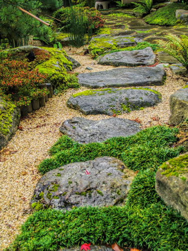 Zen japanese rock garden rock stone garden design Pictures of zen rock gardens