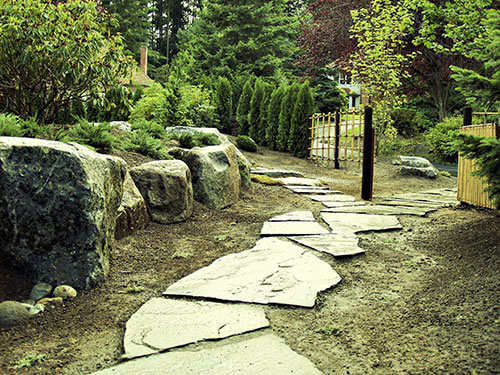 Beautiful Japanese Rock Garden Designs
