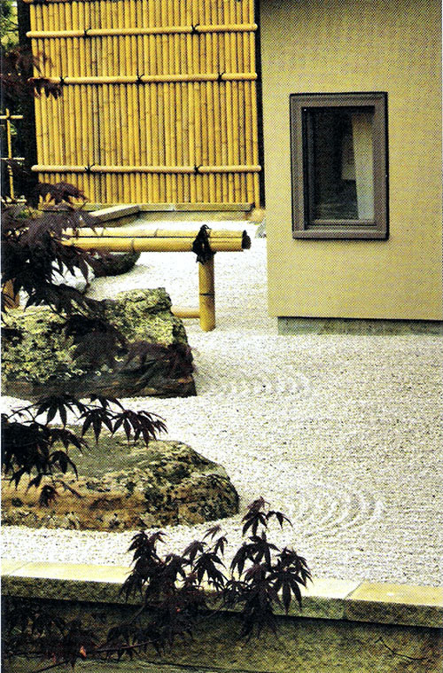 Japanese Zen Rock Garden Designs - Rock & Stone Garden Designs