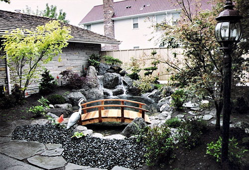 Japanese Water Garden Japanese Koi Pond Designs