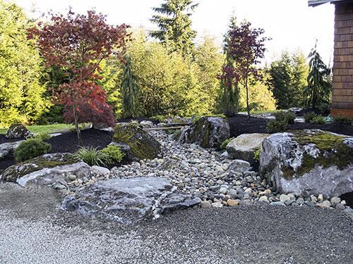 Zen japanese water garden designs water garden koi for Japanese water garden design