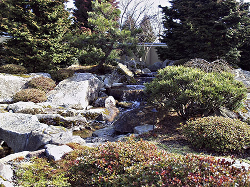 ... Japanese Water Garden Japanese Koi Pond Designs ...