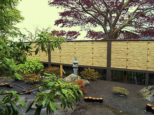 Exceptional Japanese Fence Bamboo