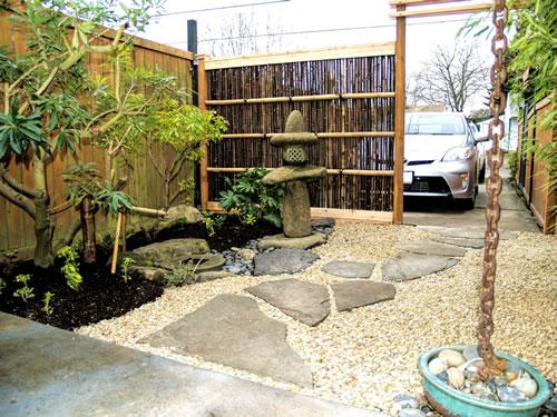 Zen Japanese Courtyard Garden Courtyard Garden Design