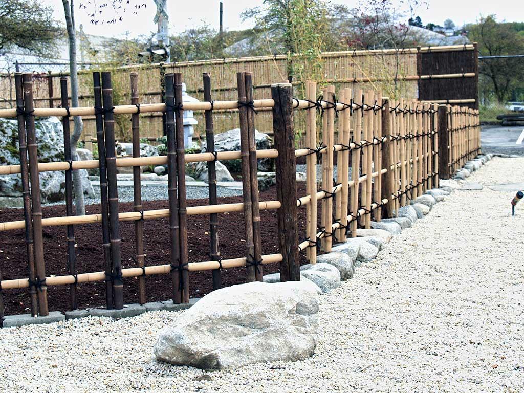 Japanese Garden construction for Urbanata