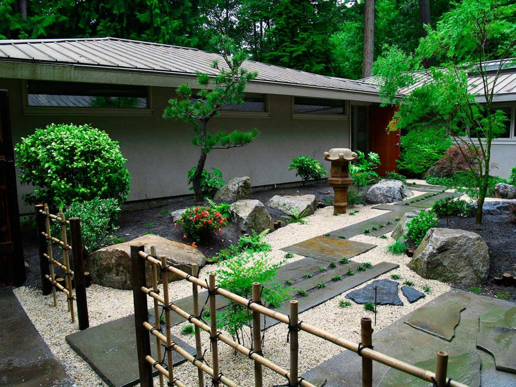 Yamane 39 s japanese garden construction for Garden japanese design